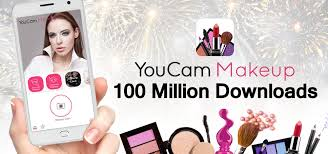 s award winning digital makeover app youcam makeup achieves 100 million s 17 months after launch business wire