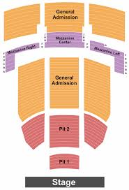 Fillmore Sf Seating Chart The Fillmore Miami Beach At Jackie Gleason Theater Tickets
