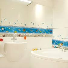 14 Border Stickers for Bathroom Tiles Collections - Tile Stickers ...