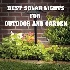 Solar Lights For Garden Pathway Sidewalk And Yard Garden Solar Solar Lighting For Gardens