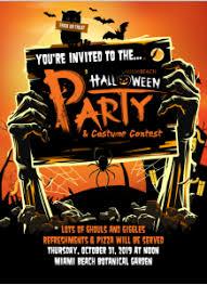 Miami Beach Halloween Party Costume Contest Mb Arts
