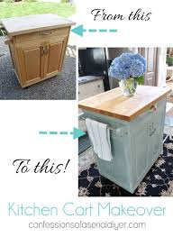 diy kitchen island cart. Diy Kitchen Cart Plans Rolling Carts Enchanting Makeover Hometalk I With Regard To Plan 17 Island D