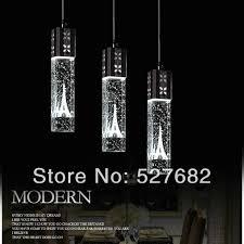 Modern Led Crystal Fashion Brief Bubble Pendant Light Kitchen Lamp Bedroom  Lamp Living Room Lamps Bar ...