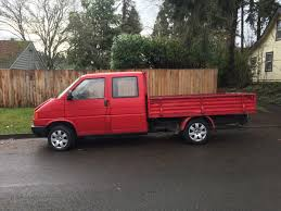 Curbside Classic: VW T4 Double Cab Pickup – The European Take On The ...