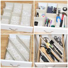 Kitchen Drawer Organization Diy Drawer Dividers Its You Crafting And Drawers
