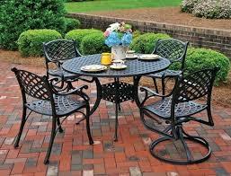 haniment outdoor furniture dining set hanamint outdoor furniture