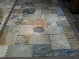 Black Wood Patterns Ceramic Tile Selection for Flooring