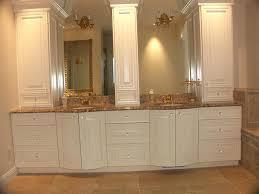 white bathroom cabinets with granite. White Bathroom Cabinets With Granite