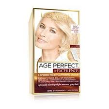 excellence age perfect hair color