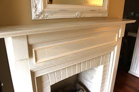 applied molding on fireplace mantel tplate