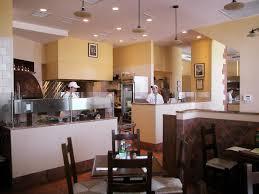 Restaurant Kitchen Furniture Spacca Napoli Restaurant Landon Bone Baker Architects