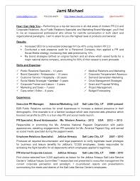 Community Relations Resume Old Version Communications Resumes Sample Resume For Public 5