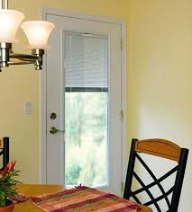 single patio door. Marvelous Single Patio Door With Built In Blinds O