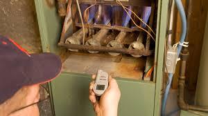How To Inspect A Gas Furnace Standing Pilot Light