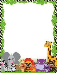 zoo animals clipart border. Unique Clipart With Zoo Animals Clipart Border I