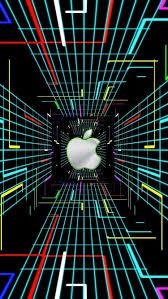 Iphone homescreen wallpaper, Apple logo ...