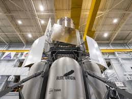 Blue origin then, plunging back into the lower atmosphere, the capsule will rapidly. Spacex Blue Origin And Dynetics Compete To Build The Next Moon Lander Ieee Spectrum