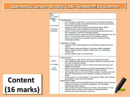 Of Mice and Men Unit  a   Mark Scheme chart by Temperance   Teaching  Resources   Tes Tes