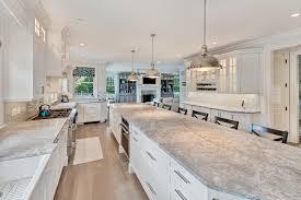 Inspiring White Kitchen Brielle New Jersey By Design Line Kitchens - Huge kitchens