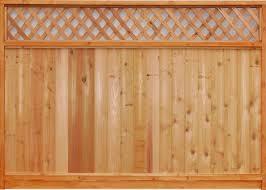 wood fence panels door. Wooden Fence Panels Luxury Western Red Cedar Horizontal Lattice Top Panel Interior Home Wood Door