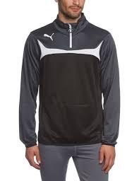 puma 1 4 zip. buy puma esito 3 1/4 zip sport shirt black / white in cheap price on alibaba.com 1 4