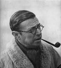 Resultado de imagen de Foto J.P.Sartre