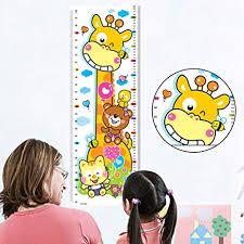 Amazon Com Xxiaothawxe Baby Height Growth Chart Ruler