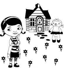 Disegni Dotty Colorare Gratis Con Giochi Di Frozen Da Colorare E