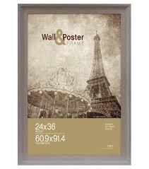 mcs industries wall poster frame 24 u0027 u0027x36 u0027 u0027