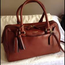 Coach Haley Legacy Medium Satchel