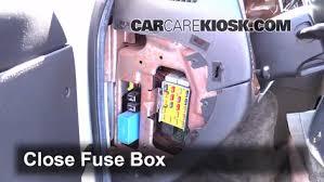interior fuse box location 1994 2003 dodge ram 1500 van 2002 interior fuse box location 1994 2003 dodge ram 1500 van 2002 dodge ram 1500 van 3 9l v6 standard cargo van