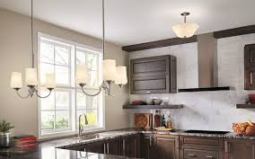 11 close to ceiling kitchen flush mount