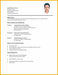 40 Applicant Resume Sample Objectives Fabulousfloridakeys Custom Resume Applicant