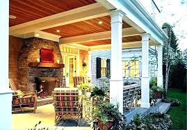 screened porch fireplace pictures back ideas in design with designs screened porch fireplace images in ideas