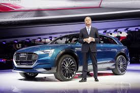 2018 audi electric car. wonderful electric audi gets serious about allelectric vehicles in germany intended 2018 audi electric car