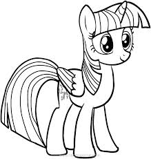 my little pony equestria girl twilight sparkle coloring pages with wings of c
