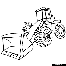 Small Picture Trucks Online Coloring Pages Page 1