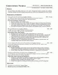 Graduate School Sample Resume. What Is The Purpose Of School Essay