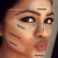makeup ideas best highlight makeup makeup contouring with best makeup for contouring and highlighting