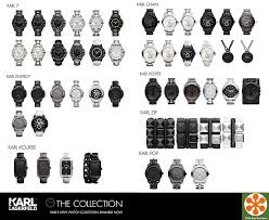 if it s hip it s here archives karl lagerfeld s new watch if it s hip it s here archives karl lagerfeld s new watch collection all of them for men and women