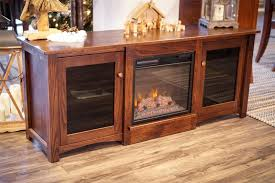 electric fireplace tv stands lovely flint electric fireplace tv stand from dutchcrafters amish furniture