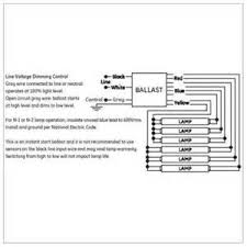 advance dimmable ballast wiring diagram images advance dimmable wiring diagram see details ge ultramax t8 bi level dimming ballasts