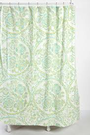 folkloric lace shower curtain at urban outers today