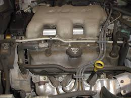 2003 Chevrolet Malibu Leaking Coolant, Cracked Intake Manifold ...