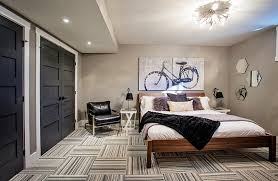Basement Bedroom Design