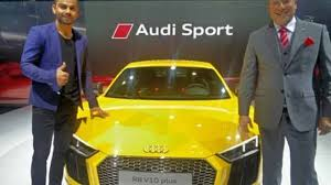 new car launches audiDelhi Auto Expo Audi launches new R8 V10 Plus for Rs 247 crore