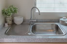 How To Seal A Stainless Steel Sink Drain Home Guides Sf Gate