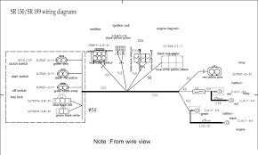 wire diagram Chinese 110Cc ATV Wiring Diagram at Ssr 110cc Atv Wiring Diagram