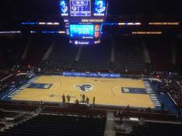 Prudential Center Seating Chart Seton Hall Basketball Prudential Center Section Suite 226 Row A Seat 5 Seton