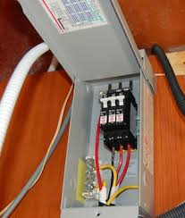 solar tutorial iii full time solar power systems rv & boat how to install solar panels step by step at Solar Panel Box Wiring